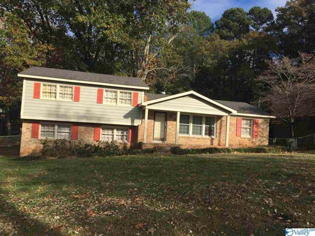 11405 Crestfield Drive, Huntsville, AL 35803 (MLS #1132148) :: Capstone Realty