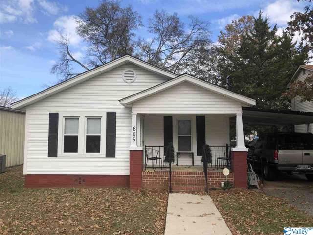 605 Mccullough Avenue, Huntsville, AL 35801 (MLS #1132180) :: Legend Realty