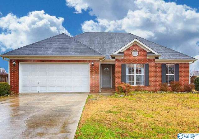 133 Delta Pine Drive, Huntsville, AL 35811 (MLS #1132197) :: The Pugh Group RE/MAX Alliance