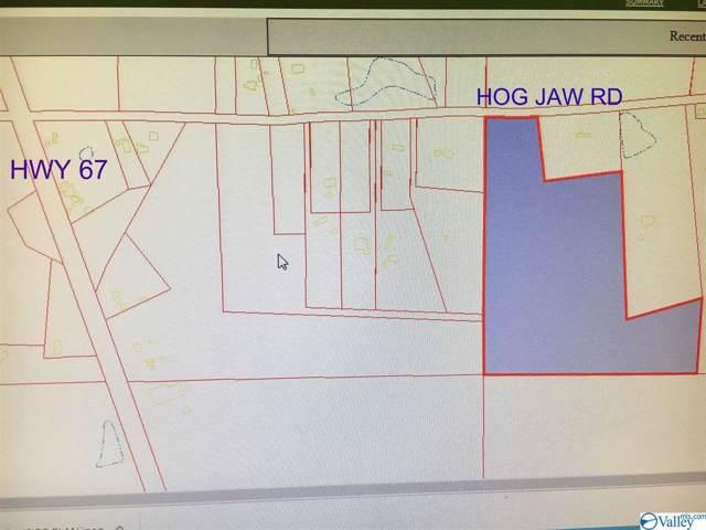 Hog Jaw Road, Joppa, AL 35087 (MLS #1132316) :: Amanda Howard Sotheby's International Realty