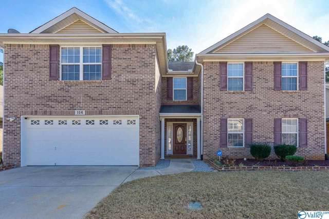 114 Harness Drive, Huntsville, AL 35806 (MLS #1132322) :: Legend Realty