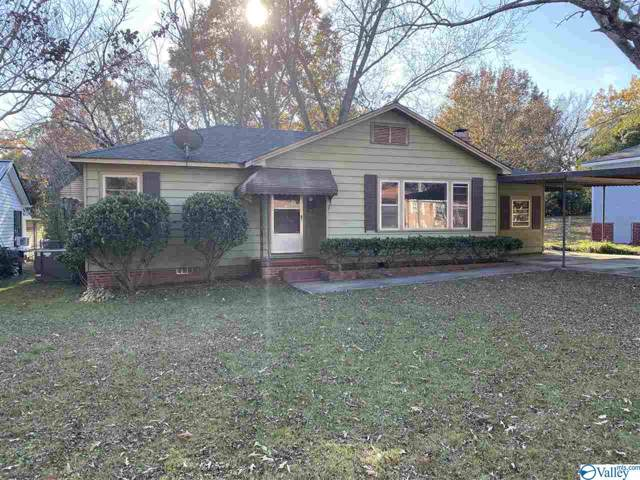 112 Sheridan Street, Gadsden, AL 35903 (MLS #1132414) :: Amanda Howard Sotheby's International Realty
