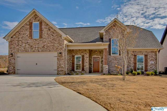 2827 Eastern Shore Drive, Owens Cross Roads, AL 35763 (MLS #1132574) :: Capstone Realty