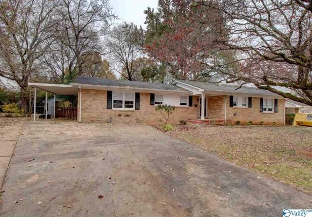 211 SW Drake Avenue, Huntsville, AL 35801 (MLS #1132620) :: Capstone Realty