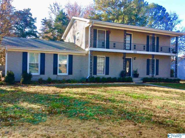 832 Coronado Avenue, Huntsville, AL 35802 (MLS #1132645) :: Weiss Lake Alabama Real Estate