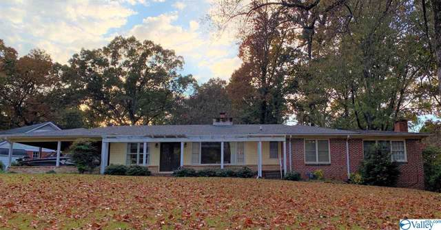 419 Country Club Drive, Gadsden, AL 35901 (MLS #1132664) :: Legend Realty