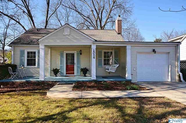 2024 Princeton Blvd, Huntsville, AL 35801 (MLS #1132720) :: Capstone Realty
