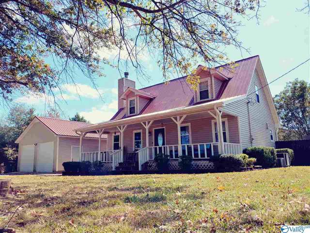 124 Harrison Cove Road, Gurley, AL 35748 (MLS #1132798) :: Coldwell Banker of the Valley