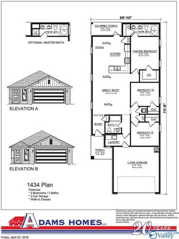 327 Mertle Drive, Huntsville, AL 35810 (MLS #1132864) :: RE/MAX Distinctive | Lowrey Team