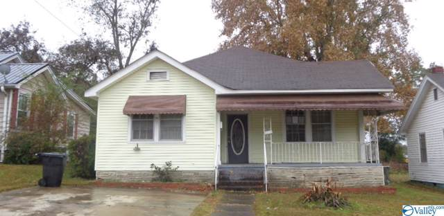 1139 Stillman Avenue, Gadsden, AL 35903 (MLS #1132879) :: Legend Realty