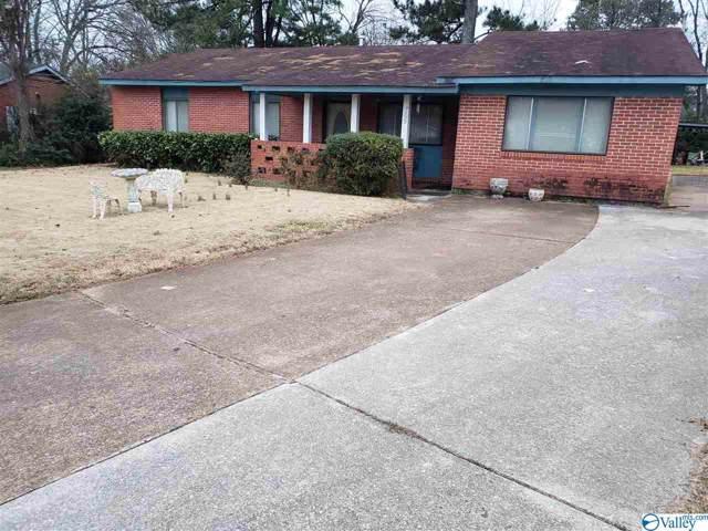 709 Spraggins Street, Decatur, AL 35601 (MLS #1132935) :: Coldwell Banker of the Valley
