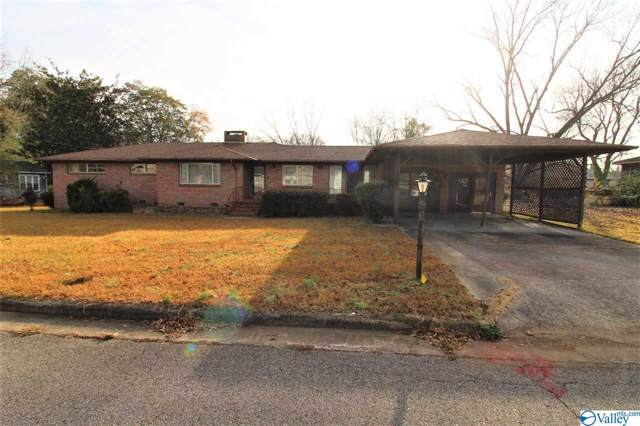 602 Crestview Drive, Gadsden, AL 35903 (MLS #1133058) :: Legend Realty