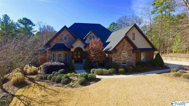308 Oak Leaf Lane, Glencoe, AL 35905 (MLS #1133108) :: Weiss Lake Alabama Real Estate