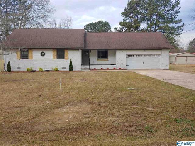 1356 Moriah Lane, Southside, AL 35907 (MLS #1133164) :: Weiss Lake Alabama Real Estate