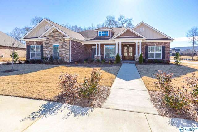 7546 Parktrace Lane, Owens Cross Roads, AL 35763 (MLS #1133205) :: Coldwell Banker of the Valley