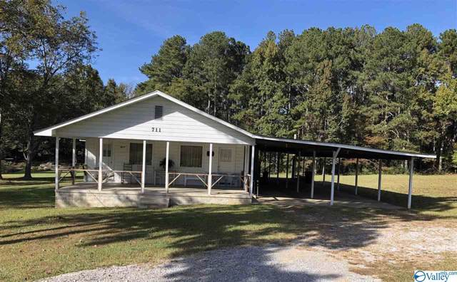 711 Rabbittown Road, Glencoe, AL 35905 (MLS #1133222) :: Capstone Realty