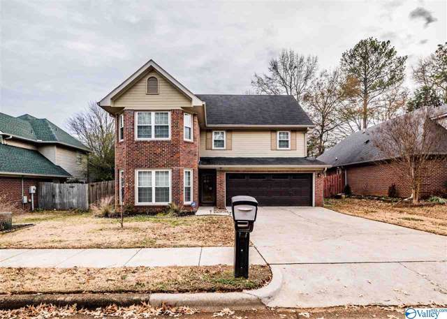 110 Spinnaker Ridge Drive, Huntsville, AL 35824 (MLS #1133223) :: Coldwell Banker of the Valley