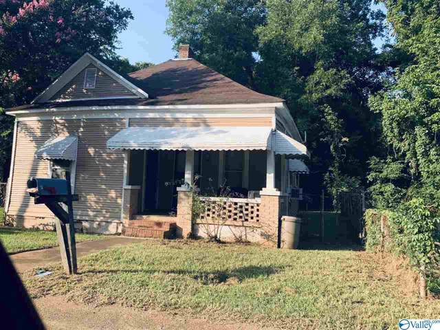 722 Alma Street, Decatur, AL 35601 (MLS #1133281) :: Coldwell Banker of the Valley