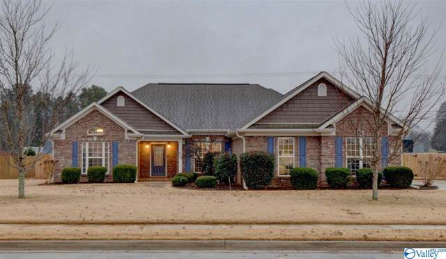 202 Wes Ashley Drive, Meridianville, AL 35759 (MLS #1133525) :: Legend Realty