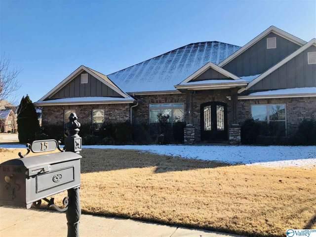 15 Walnut Cove Boulevard, Huntsville, AL 35824 (MLS #1133945) :: Weiss Lake Alabama Real Estate