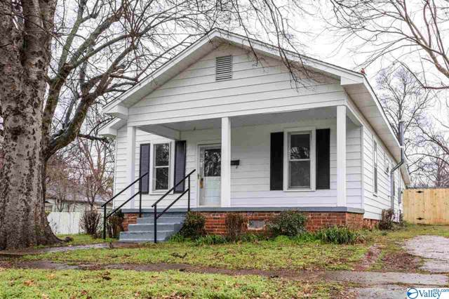 1402 Jackson Street, Decatur, AL 35601 (MLS #1134302) :: Coldwell Banker of the Valley