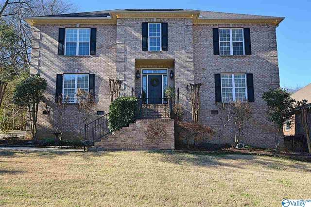 4012 Heatherhill Drive, Huntsville, AL 35802 (MLS #1134651) :: Amanda Howard Sotheby's International Realty
