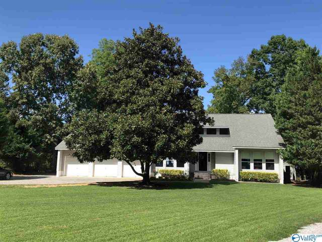 70 County Road 537, Centre, AL 35960 (MLS #1134978) :: Legend Realty