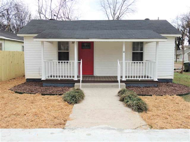 500 Oshaughnessy Avenue, Huntsville, AL 35801 (MLS #1135119) :: RE/MAX Distinctive | Lowrey Team
