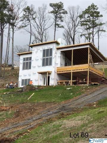 554 Fall Creek Drive, Guntersville, AL 35976 (MLS #1135141) :: Capstone Realty