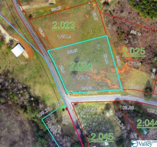 00 County Road 606, Valley Head, AL 35989 (MLS #1135243) :: Legend Realty