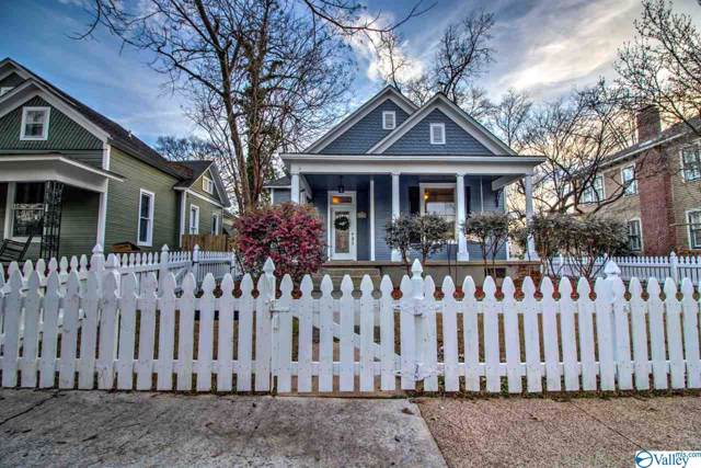 619 Johnston Street, Decatur, AL 35601 (MLS #1135272) :: Legend Realty