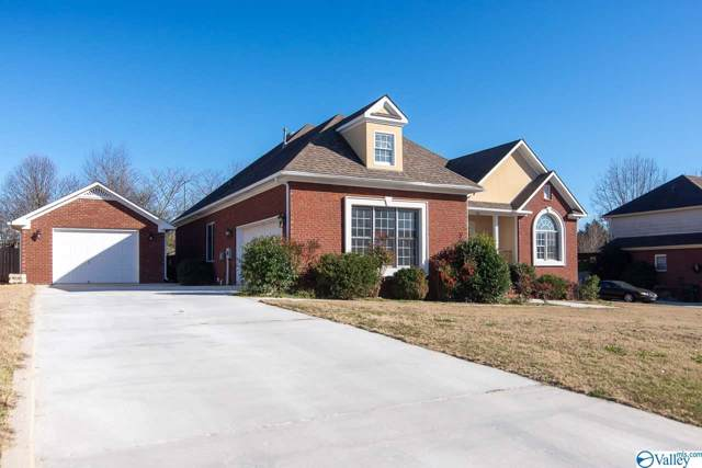 121 Jacob Landing Drive, Hazel Green, AL 35750 (MLS #1135328) :: Coldwell Banker of the Valley