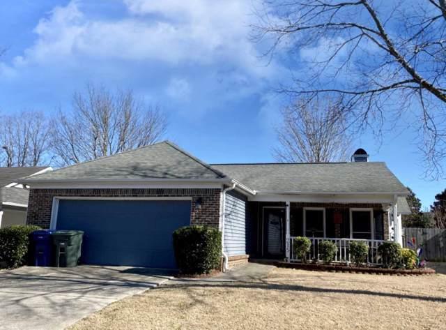 215 Albany Drive, Huntsville, AL 35811 (MLS #1135336) :: Amanda Howard Sotheby's International Realty