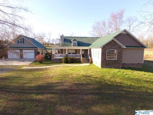 5900 Nixon Chapel Road, Horton, AL 35980 (MLS #1135369) :: Rebecca Lowrey Group