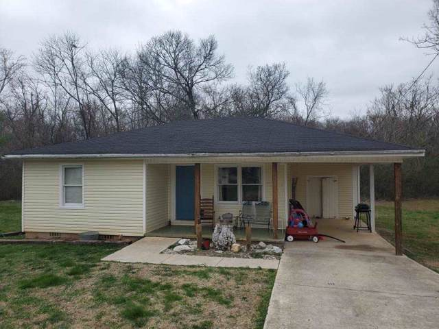 156 Depot Street, New Market, AL 35761 (MLS #1135443) :: Coldwell Banker of the Valley
