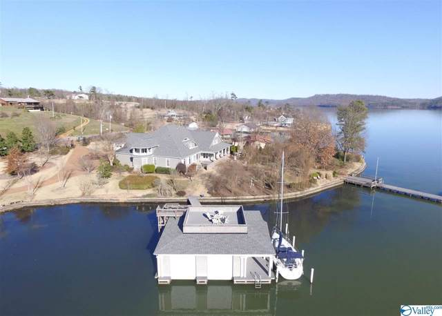 1720 Buck Island Drive, Guntersville, AL 35976 (MLS #1135474) :: Coldwell Banker of the Valley