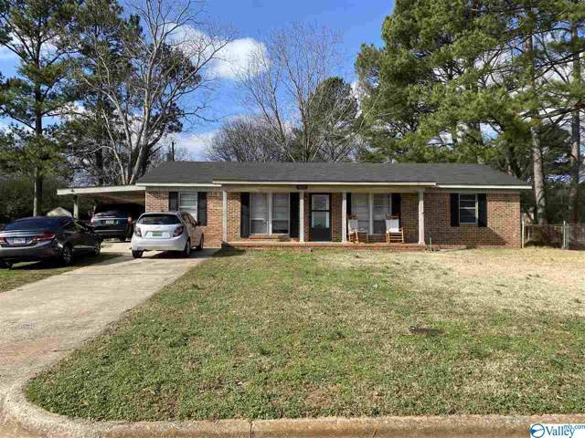 1011 Hillwood Drive, Decatur, AL 35601 (MLS #1135569) :: Capstone Realty