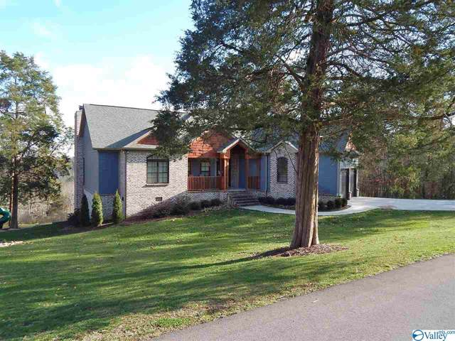 180 Rush Circle, Guntersville, AL 35976 (MLS #1135581) :: RE/MAX Distinctive | Lowrey Team