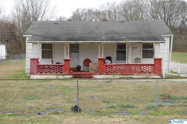 824 Jefferson Street, Courtland, AL 35618 (MLS #1135816) :: Amanda Howard Sotheby's International Realty