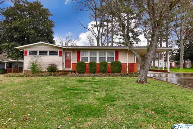 2504 Waltham Drive, Huntsville, AL 35811 (MLS #1135824) :: Coldwell Banker of the Valley