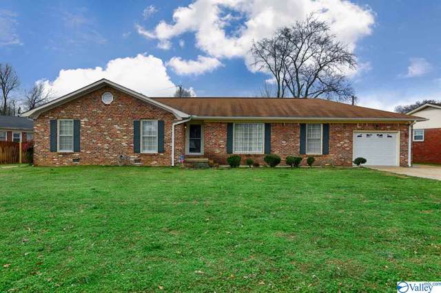 2111 Basel Drive, Huntsville, AL 35811 (MLS #1135830) :: RE/MAX Distinctive | Lowrey Team