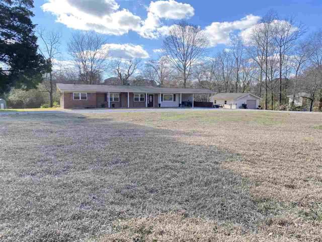 2101 Tanner Drive, Hartselle, AL 35640 (MLS #1135923) :: Weiss Lake Alabama Real Estate