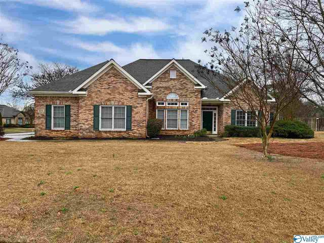 105 Forest Creek Drive, Madison, AL 35758 (MLS #1136054) :: Legend Realty