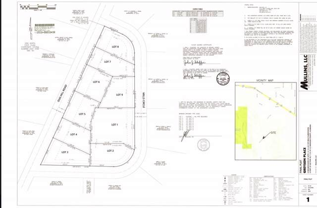 1772 Dug Hill Road, Brownsboro, AL 35741 (MLS #1136331) :: RE/MAX Distinctive | Lowrey Team