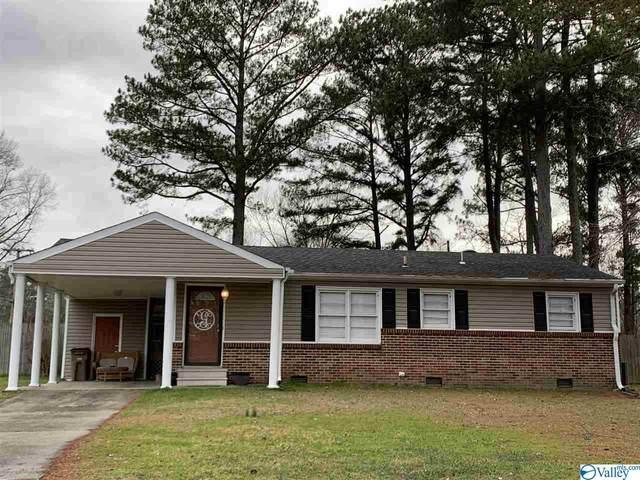 1805 Spring Avenue, Decatur, AL 35601 (MLS #1136459) :: Capstone Realty