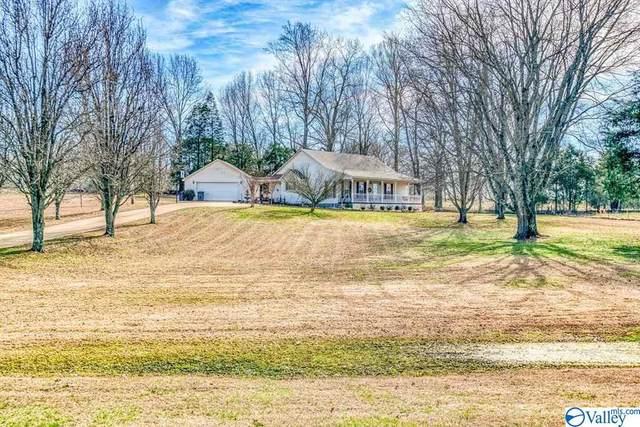 152 Julie Drive, Lexington, AL 35648 (MLS #1136535) :: Capstone Realty
