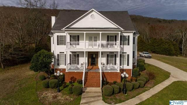 310 Mountain Lane, Gurley, AL 35748 (MLS #1136623) :: Capstone Realty