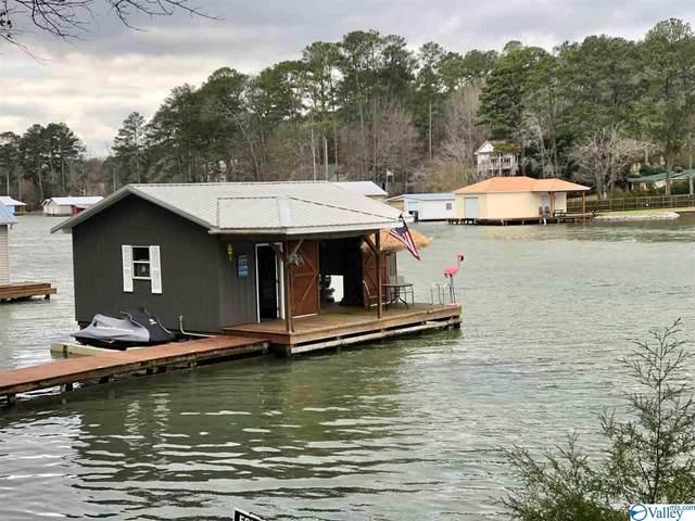 4452 Leaning Beach Drive, Guntersville, AL 35976 (MLS #1136860) :: Weiss Lake Alabama Real Estate