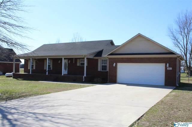 102 Blue Water Drive, Hazel Green, AL 35750 (MLS #1136878) :: Capstone Realty