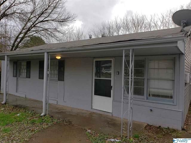 2409 Vining Avenue, Huntsville, AL 35810 (MLS #1136908) :: Amanda Howard Sotheby's International Realty